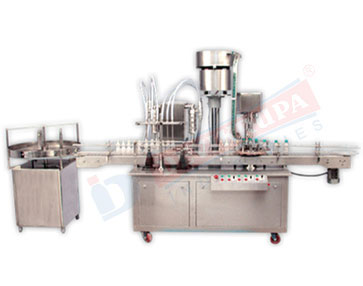 Automatic Liquid Filling Sealing Machine Manufacturer In India