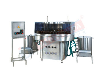 Automatic Rotary Vial Bottle Ampoule Washing Machine MAnufacturer, Supplier, Exporter