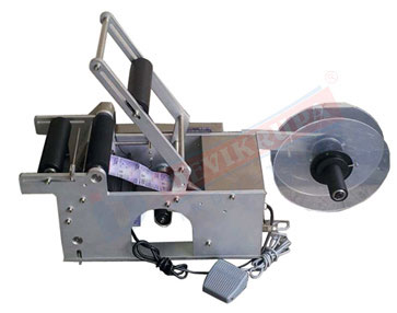 Semi Automatic Sticker Labeling Machine Manufacturer
